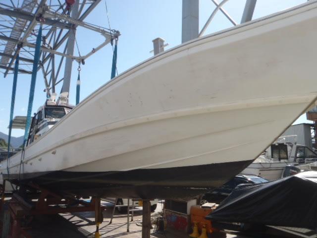 49ft 漁船